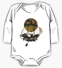 A tour in the Clouds One Piece - Long Sleeve