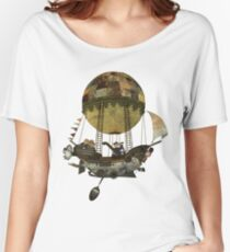 A tour in the Clouds Women's Relaxed Fit T-Shirt