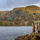 ULLSWATER IN AUTUMN by lindaully