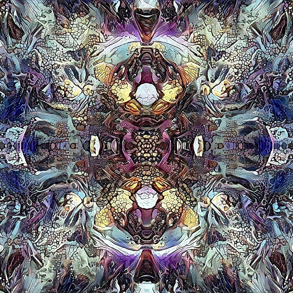 Fractal Dreaming by Hugh Fathers