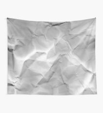 crumpled Wall Tapestry