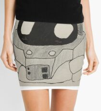 Space Hero 13 Mini Skirt