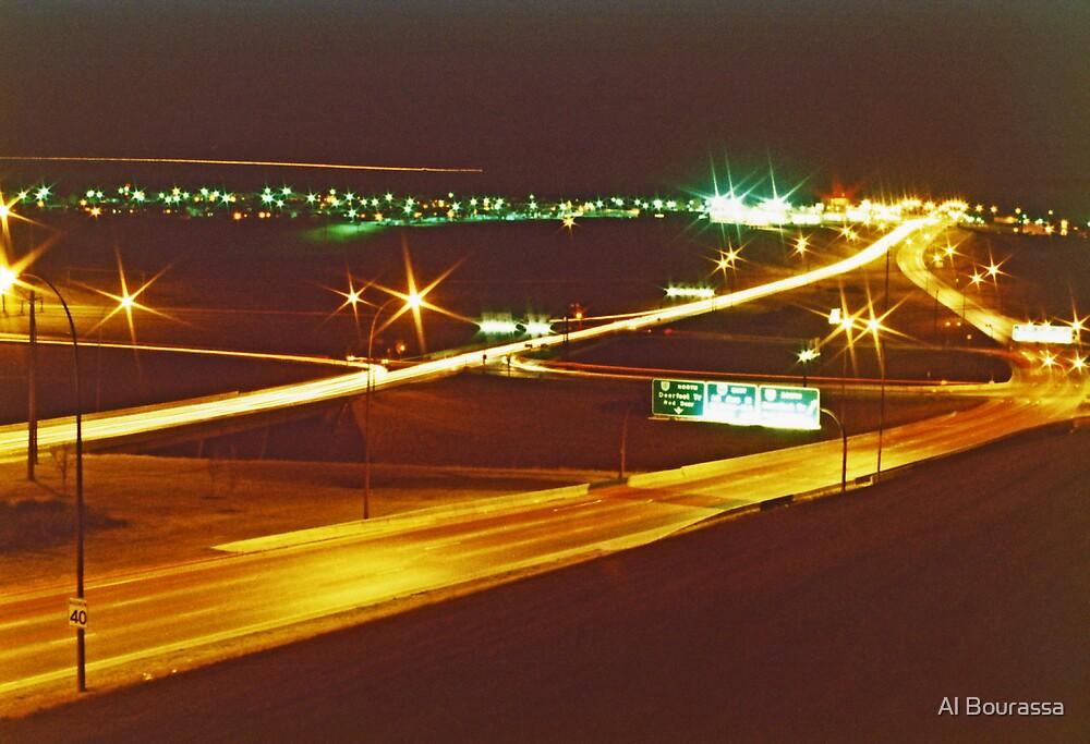 Night Moves 1975 by Al Bourassa