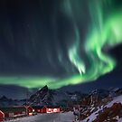 Home In Lofoten by John Dekker