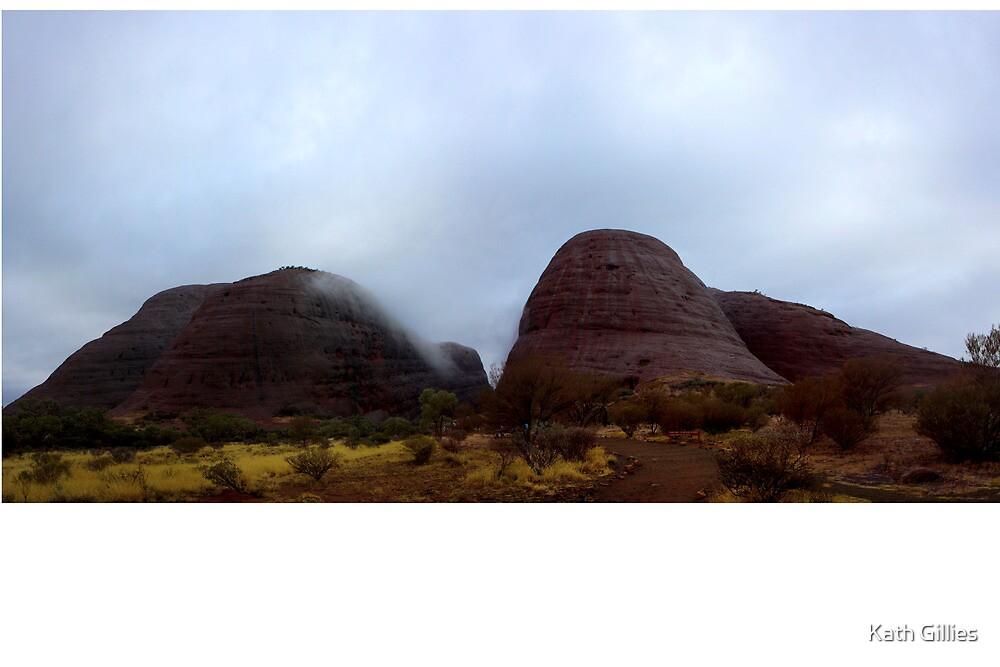 Kata Tjuta - The Olgas, Australia, NT by Kath Gillies