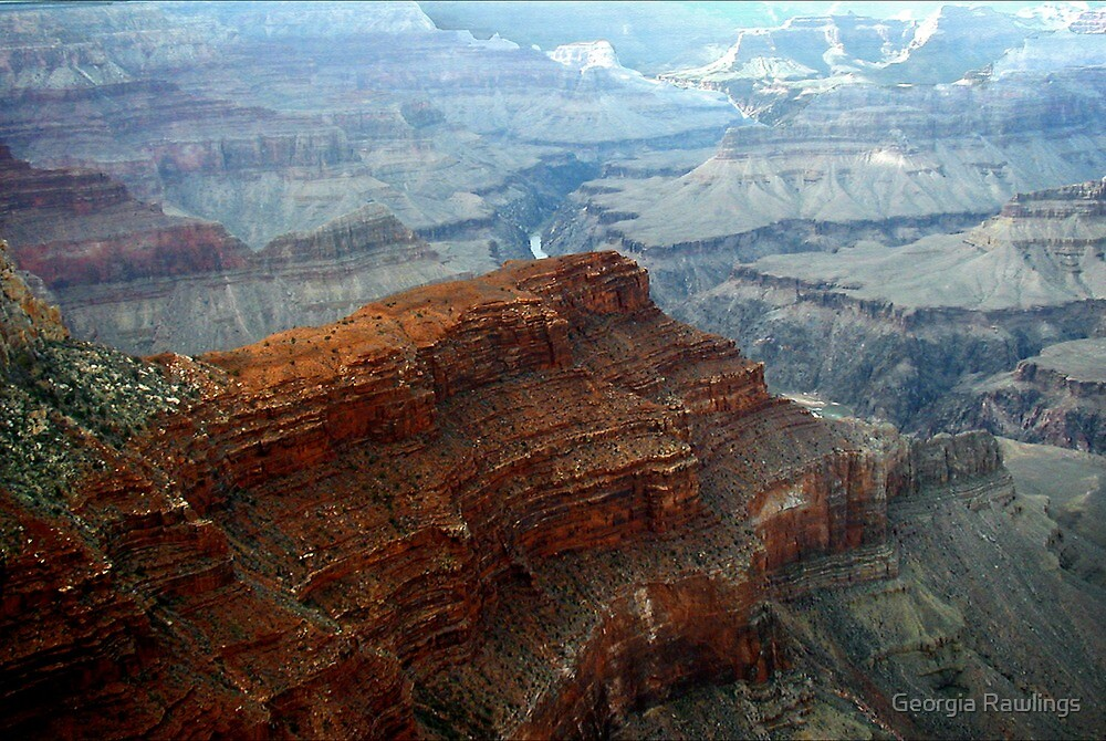 Grand Canyon 1 by Georgia Rawlings
