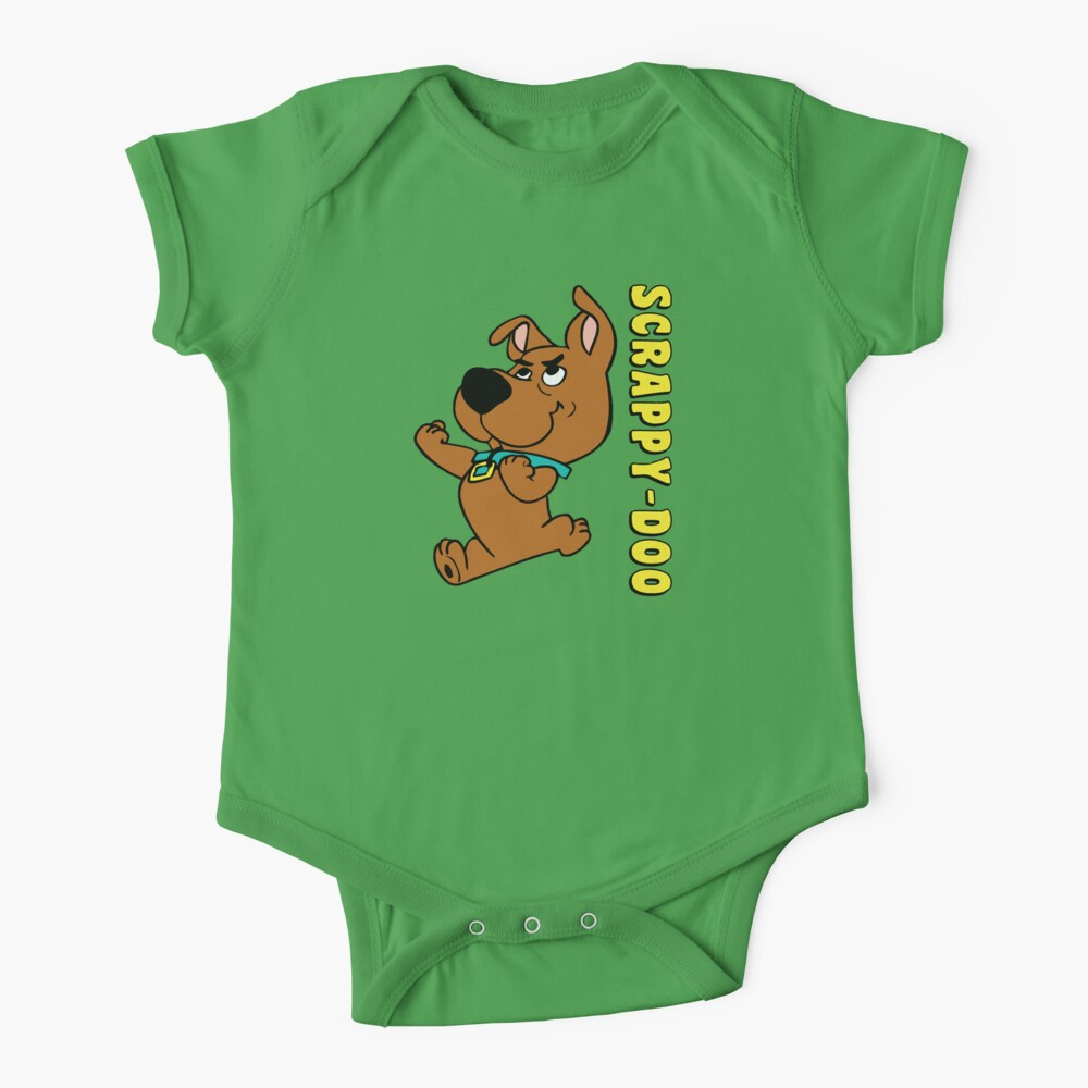 Scrappy-Doo zur Rettung! Baby Body
