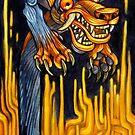 Third Eye Dragon by stablercake