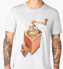 Coffee Grinder Men's Premium T-Shirt