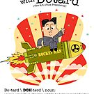 Learning with Dotard - Rocket Man by DackStevens