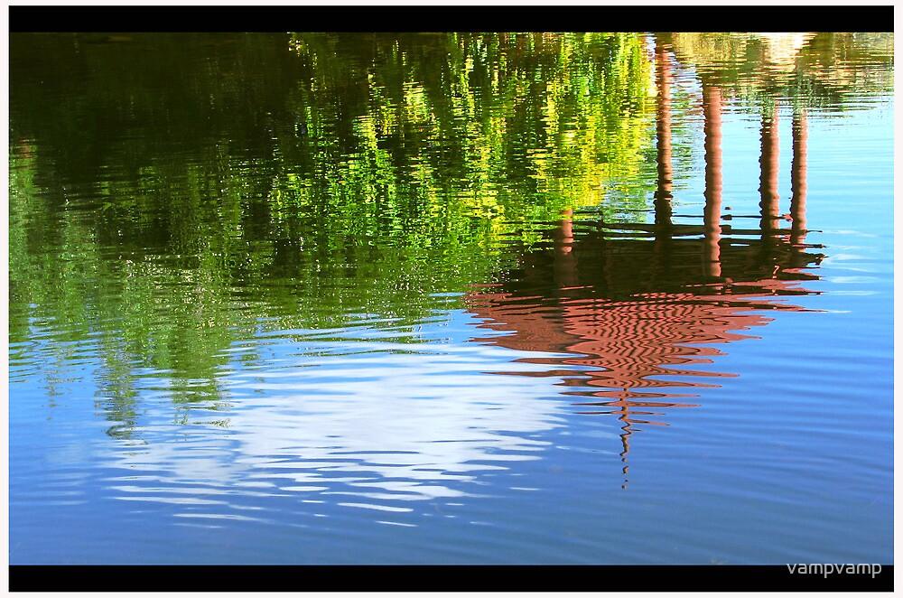 pond-erous by vampvamp