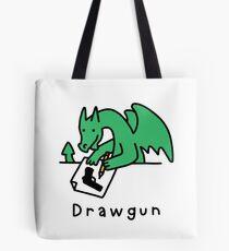 Drawgun Tote Bag