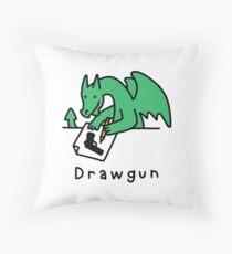 Drawgun Floor Pillow