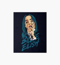 Billie Eilish Art Board