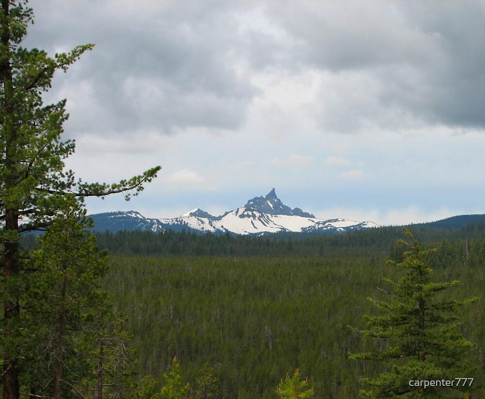 Mountain by carpenter777
