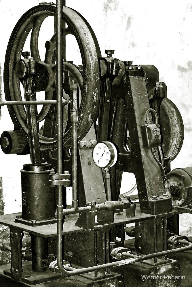 Hydraulic Piston Pump by Werner Padarin