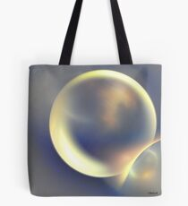 Once in A Blue Moon-Happy New Year Tote Bag