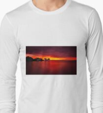 """The Blush Of Dawn"" Long Sleeve T-Shirt"