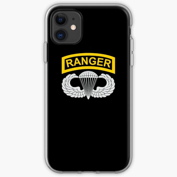 Airborne Ranger iPhone Soft Case