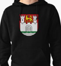 Coat of Arms Wolfsburg Pullover Hoodie