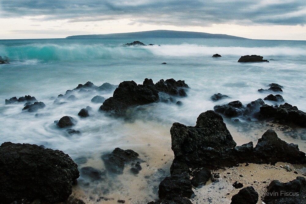 Makena Beach Maui Hawaii by Kevin Fiscus