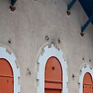 Warehouse Arches, Noumea, New Caledonia by Jane McDougall