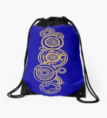 Name of the Doctor Drawstring Bag