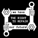 we have the right to repair our future by kislev