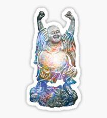 Mystic Whirlpool | Happy Buddha Remixx Sticker