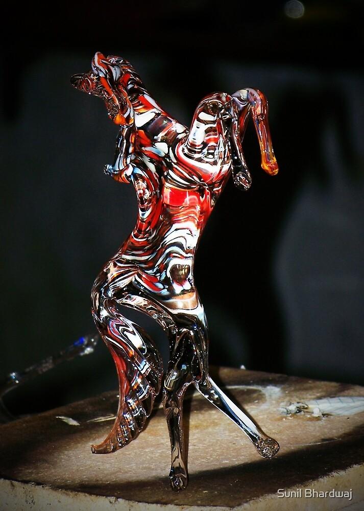 Glass Horse by Sunil Bhardwaj