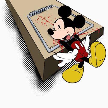 mickey trap by saburokiyoshi