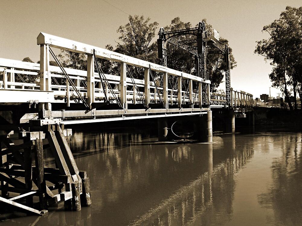 Lift Bridge  by Kay Coates