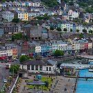 Cobh County Cork Shoreline View by DARRIN ALDRIDGE