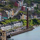 Cobh Lighthouse County Cork Ireland by DARRIN ALDRIDGE