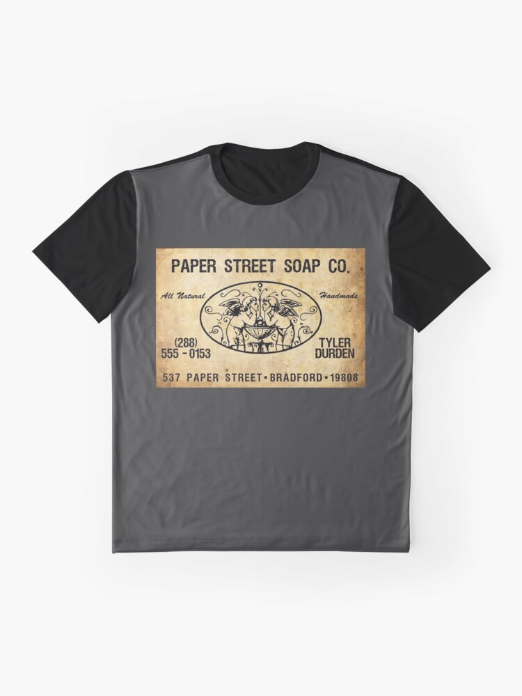 Alternate view of Paper Street Soap Co. Graphic T-Shirt