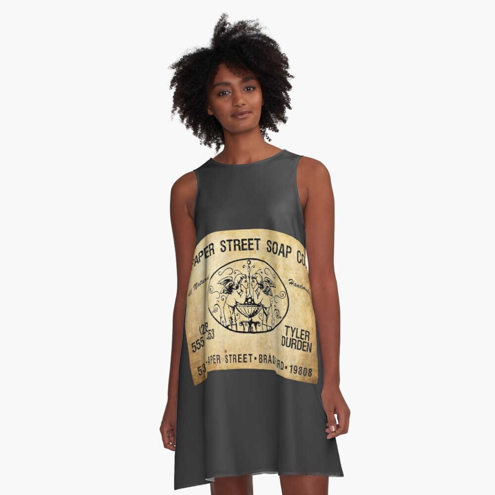 Paper Street Soap Co. A-Line Dress