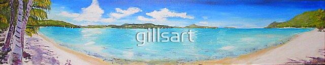 Whitsundays Queensland by gillsart