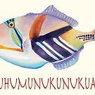 Humuhumunukunukuapua'a by Julie Ann Accornero