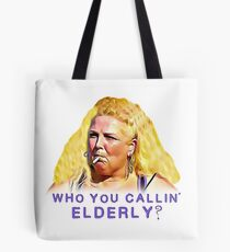 90 Day Fiancé - Angela - Elderly Tote Bag