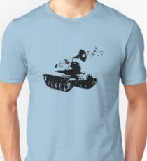 Make Music, Not War Unisex T-Shirt