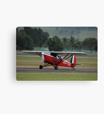 Comper Swift @ Albion Park Airshow, Australia 2009 Canvas Print