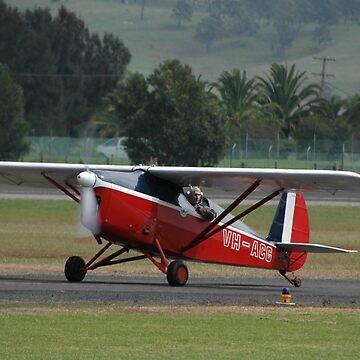 Comper Swift @ Albion Park Airshow, Australia 2009 by muz2142