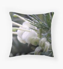 Grevillea Prince William! Throw Pillow