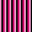 The Stripe Collection - Mulberry 1 by Stephanie Rachel Seely