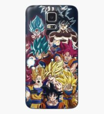 Funda/vinilo para Samsung Galaxy Goku Ultra Instinct Power - Goku Ultra Instinct Full Power - Goku Limit Breaker