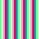The Stripe Collection - Christmas Colours 1 by Stephanie Rachel Seely