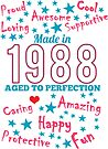 Made In 1988 - Aged To Perfection by wantneedlove