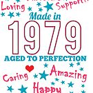Made In 1979 - Aged To Perfection by wantneedlove