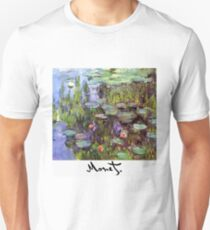 Monet - Waterlilies (Nympheas) T-Shirt