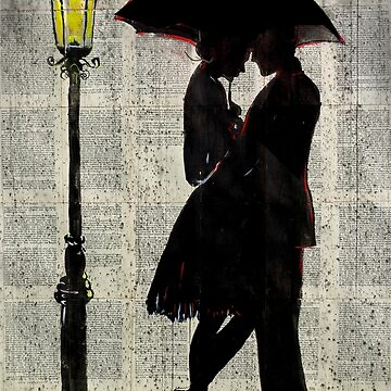 on a night like this  by LouiJover